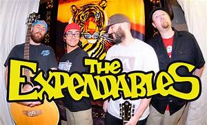 The Expendables at SLO Brew — Big, Big SLO!