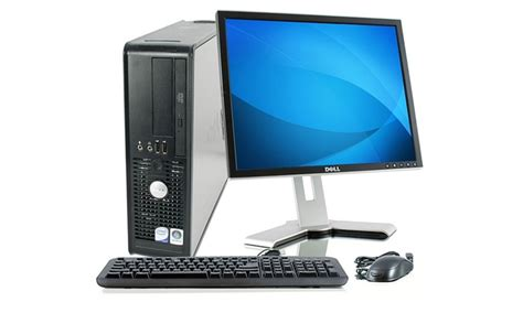 pc fixe dell gx760 reconditionné groupon shopping