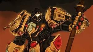 Ten Ton Hammer Overwatch Judgement Reinhardt