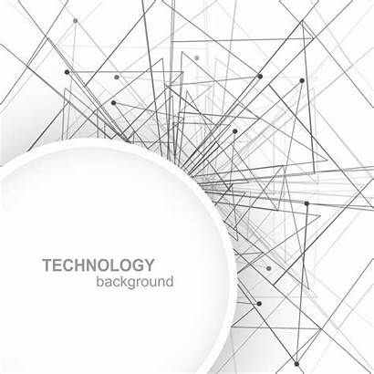 Technology Background Vector Technological Freepik Graphic Abstract