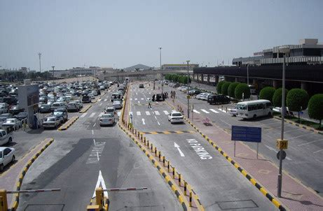 Bahrain airport 'pick-up lane' to ease congestion ...