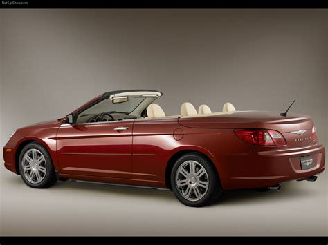 Chrysler Sebring Convertible (2008) picture #10, 1280x960