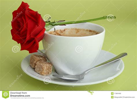 Romantic Coffee Stock Photo. Image Of Flower, Rose Brazilian Coffee Growing Regions Low Acid Wholesale Table Turned Ottoman Nespresso Pods Malta Chart Tabela Nutricional Tumblers Stainless Steel