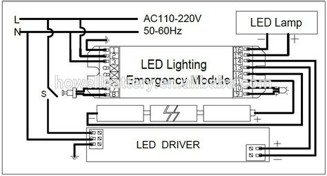 emergency light wiring diagram maintained fuse box and wiring diagram