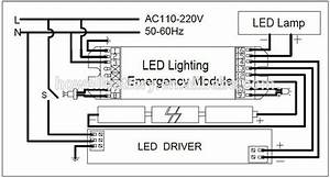 emergency light wiring diagram maintained fuse box and With led tube wiring diagram on 120v led fluorescent tubes wiring diagram