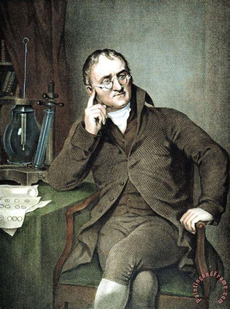 Others John Dalton (1766-1844) painting - John Dalton