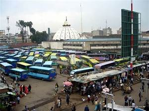 Directory Of Services Getting Around Nairobi