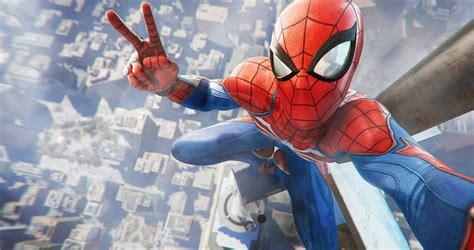 Marvel's Spiderman Da Ps4 Já Tem Data De Lançamento