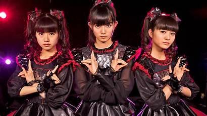 Babymetal Metal Japanese Wallpapers Band Idol Japan