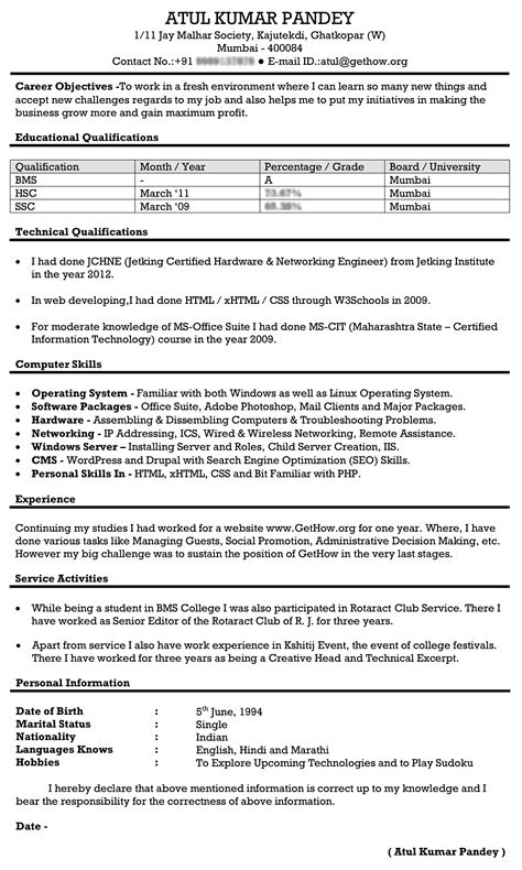 How To Create A Good Resume • Gethow. Cover Letter Human Resources Business Partner. Curriculum Vitae In English For Student. Resume Maker Tool. Cover Letter Customer Service Manager Sample. Resume Cover Letter For High School Students. Cover Letter As Office Assistant. Cover Letter For Cv Cleaner. Letterhead Template Word