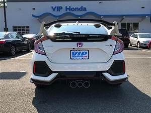 New 2019 Honda Civictype R 4dr Hatchback In North