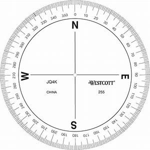 stunning 360 degree protractor template gallery example With circular protractor template