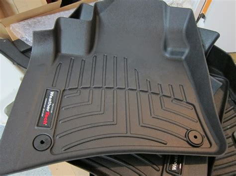 weathertech floor mats used weathertech floor mats for cayenne 2011 rennlist porsche discussion forums