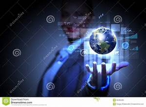 Global Business Network Stock Photo - Image: 30490480