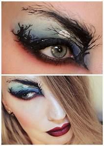 Make Up Ideen : halloween schminke 28 coole ideen f r m nner und frauen ~ Buech-reservation.com Haus und Dekorationen