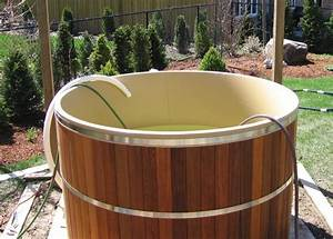 Cedar Hot Tub : 1000 images about building a cedar hot tub in a deck on pinterest a well vinyls and insulation ~ Sanjose-hotels-ca.com Haus und Dekorationen