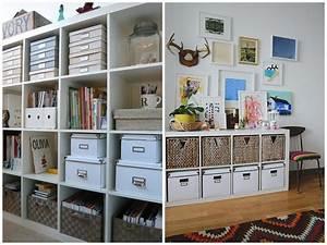 Idée De Rangement : 43 id es de petit rangement abordable pour l 39 appartement ~ Preciouscoupons.com Idées de Décoration