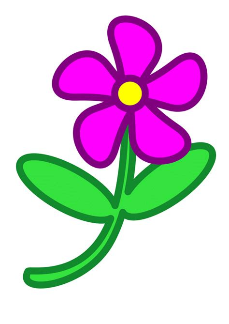 Free Flower Clipart Free Clipart Images Of Flowers Flower Clip Pictures