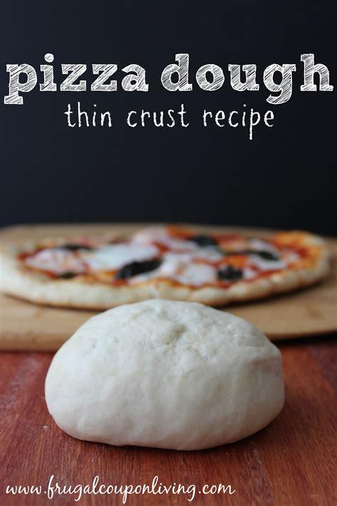thin crust pizza dough recipe directions  hand