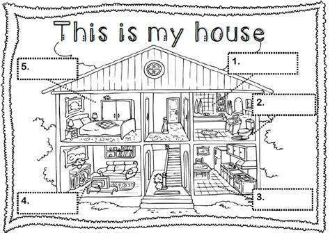 de la maison en anglais les pi 232 ces de la maison en anglais ma maitresse de cm1 cm2