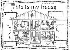 Piece De La Maison En Anglais : les pi ces de la maison en anglais ma maitresse de cm1 cm2 ~ Preciouscoupons.com Idées de Décoration