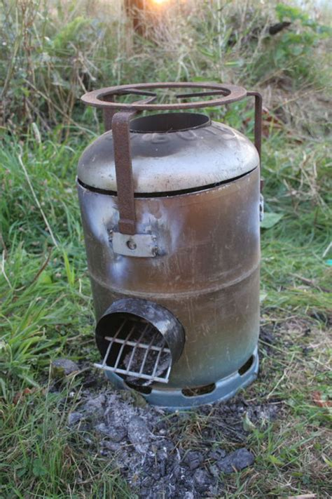 fabrication poele a bois bouteille de gaz myqto