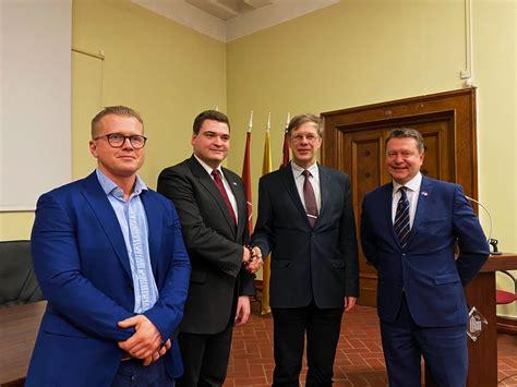 Nacionālās apvienības Rīgas mēra amata kandidāts būs ...
