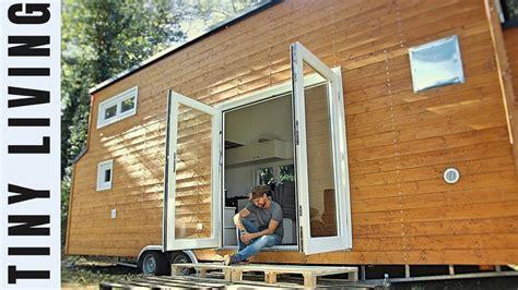Tiny Häuser Oberfranken by Einzug Ins Tiny House 1 200 Km Mit Dem Tiny Durch