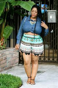 Miami Style Culottes and Makeshift Crop Tops | Style Chic 360