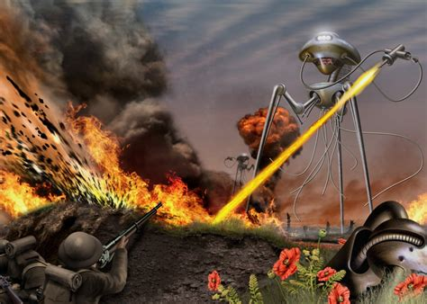 the war of the worlds dodo press war of the worlds h g retro book review 2 the