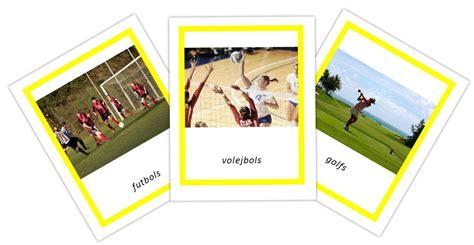 Bumbu sporta veidi - Cilvēka dzīve - Veikals - MOMtesori
