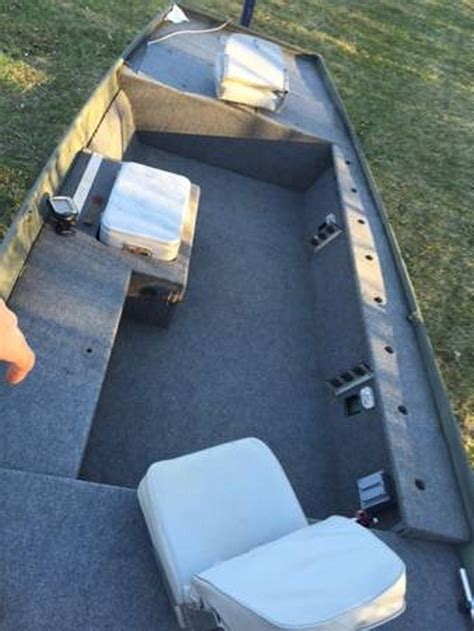 Layout Boat Mods by Amazing Jon Boat Modifications You Won T Believe Are Real
