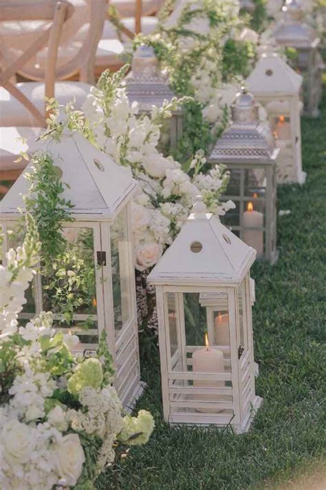 elegant garden weddings details  margaretdetails