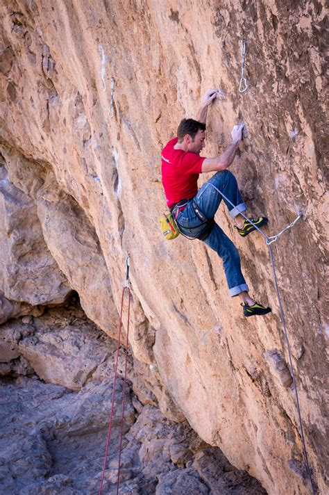 Don Get Strong Good Tips For Better Free Climbing