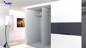 How To Install Wardrobe Sliding Doors With Bullers Mars