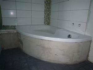 Habillage De Baignoire : trappe de visite sur baignoire d 39 angle arrondie 7 messages ~ Dode.kayakingforconservation.com Idées de Décoration