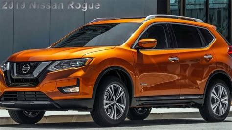2019 Nissan Rogue Youtube