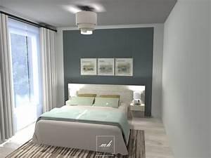 Chambre Parentale Cosy : mediapoisk int rieur de la maison idee chambre parentale ~ Melissatoandfro.com Idées de Décoration