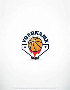 Exclusive Logo Store - Basketball logo design