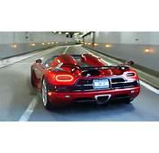 Koenigsegg Agera R Sounds In Monaco  YouTube
