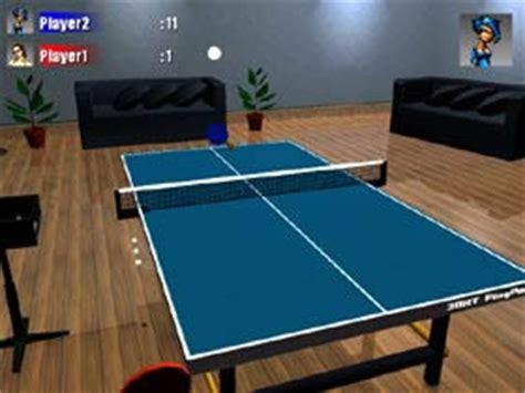 jeu pc 3drt ping pong jeux en t 233 l 233 chargement gratuit
