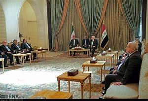Iran veep meets top Iraqi officials in Baghdad