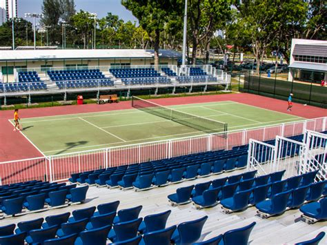 difference  clay grass  concrete tennis courts activesg