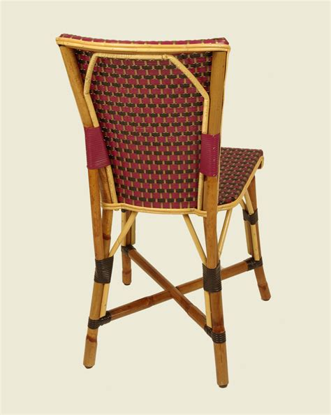 chaise drucker métier chair fushia tabacco gold maison drucker