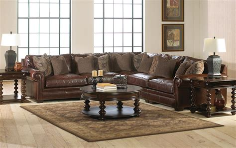 Livingroom Sectional by Living Room Leather Furniture