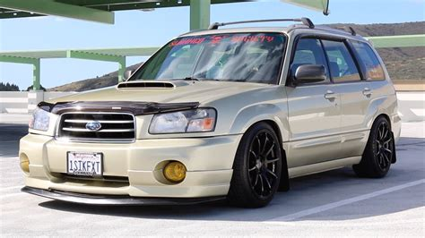 wrx killer  forester xt review youtube