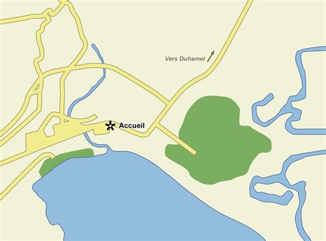 Carte Touristique Du Centre De La by Pr 234 T 224 Cer Centre Touristique Du Lac Simon S 233 Paq