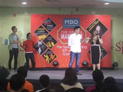 Mbo Cinemas At The Spring, Kuching Gets A Makeover