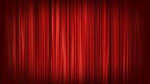 red curtain animation background motion background With red and white curtain background