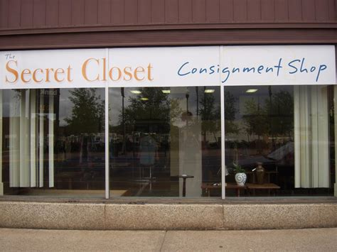 store from the secret closet consignment shop in hibbing